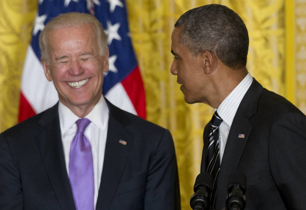 RickeySmiley : #JoeBiden says he
