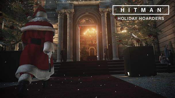 Hitman will get free DLC next week in celebration of the holiday season.   https://t.co/WUvSwHmpOo https://t.co/15KEzMAxBT