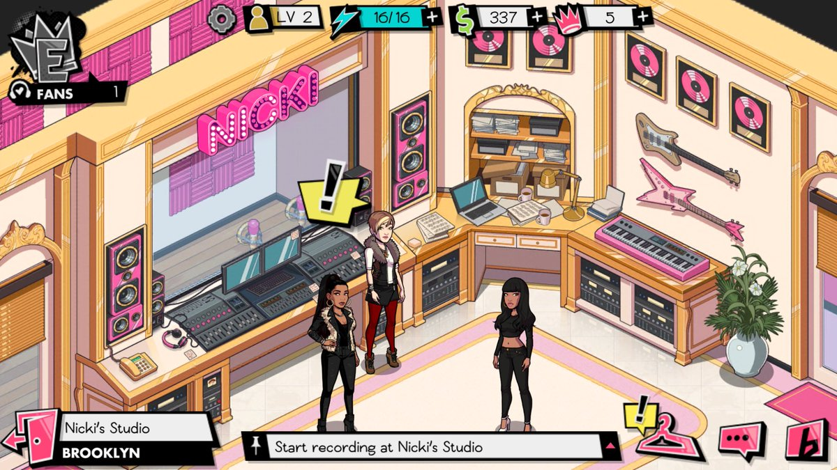 RT @TonieMaraj: I'm bouta body you @NICKIMINAJ ???????????????? .. #NickiMinajTheEmpire ???? https://t.co/dunLtYL403