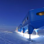 Antarctic Crack Threatens Scientific Research Station