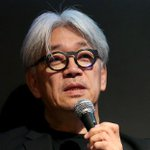 Japanese musician Sakamoto put up for a Grammy
