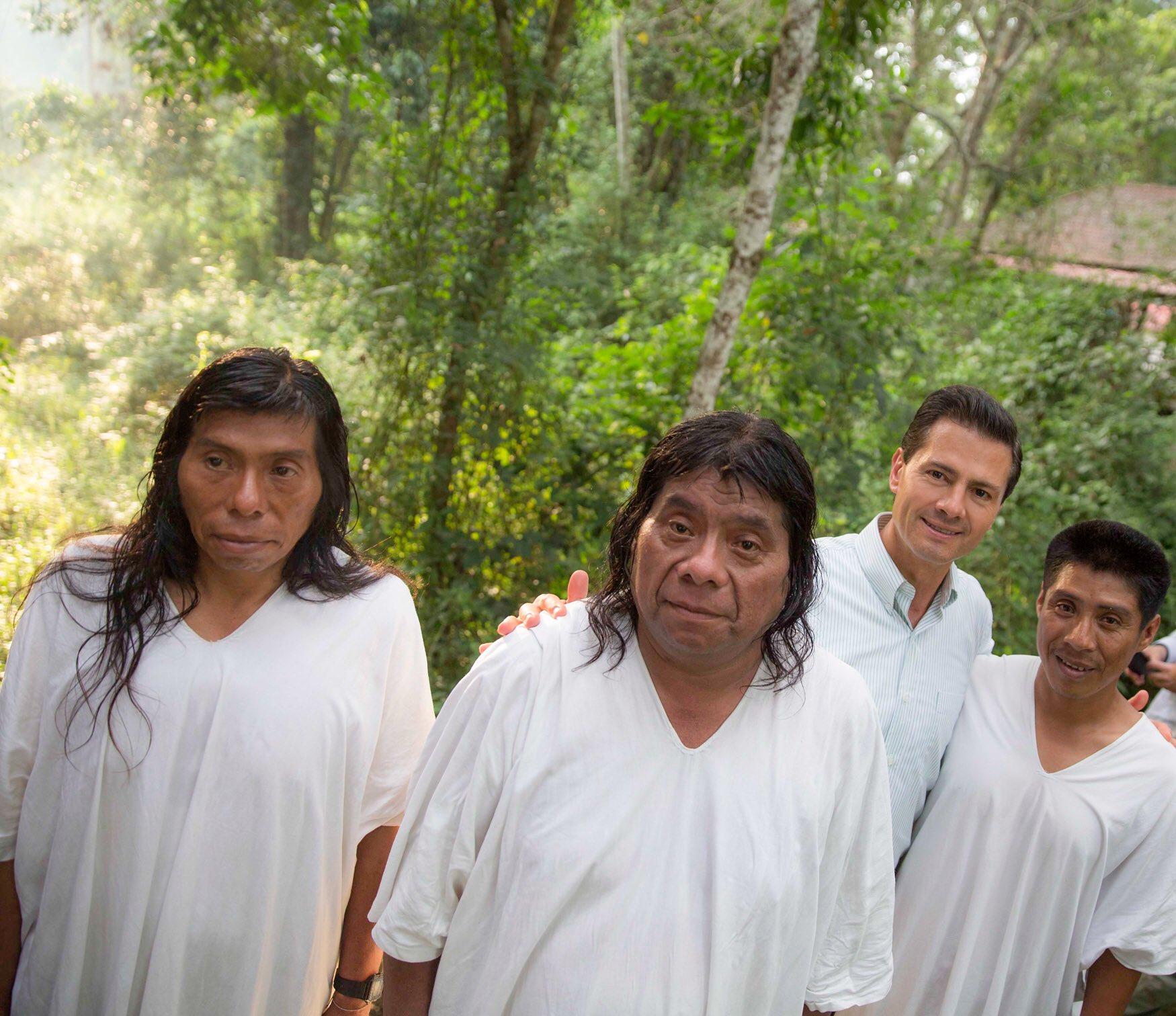 Fue un privilegio de vida conocer ayer uno de los grandes pulmones de @Mexico: la Selva Lacandona. https://t.co/h0aeb00dKq