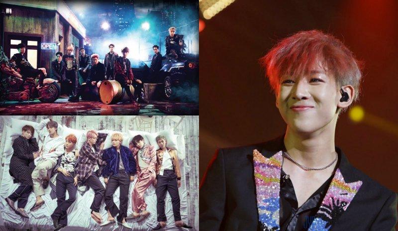 K-Pop Dominates Twitter's Top Trending Artists, Including EXO, BTS And GOT7 Members https://t.co/Qblk1COLZi https://t.co/p3mxFoGHBQ