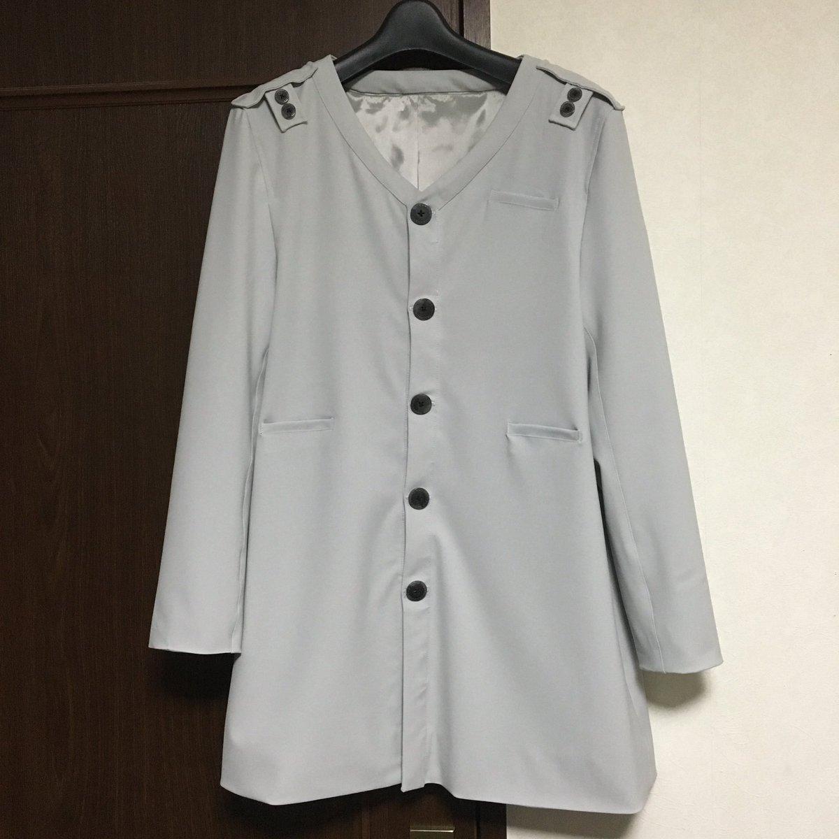 #東京喰種 :re むつこと、うりうりのコートと、うりうりの手袋と、不知吟士のツナギ(ง ˙ω˙)ว #繋がらなくていい