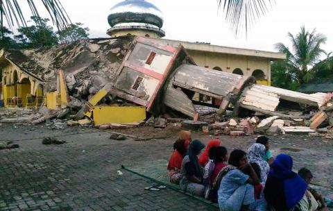 At least 25 dead after earthquake rocks Indonesia's Aceh Province