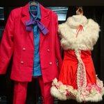 【コスプレ】カーニヴァル 七巻扉絵のツクモ・與儀の衣装が入荷しております!こちらは2着セットでの販売となりますので、ご友