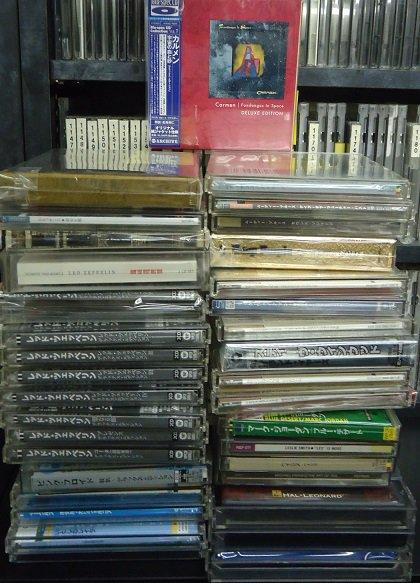 \■中古入荷情報♪■/CDはロック(プログレとツェッペリン♪)とHIP HOP(GとJ-HIPHOP♪)を中心に約200
