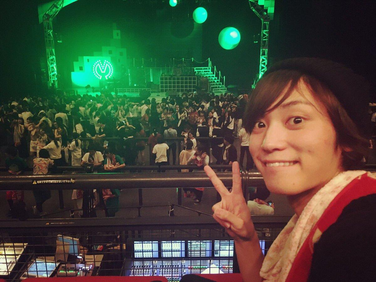 そしてライブが行われていた東京ドームシティホール。こんなに広い所ですごいと思っていましたが来年の3月舞台「弱虫ペダル」で