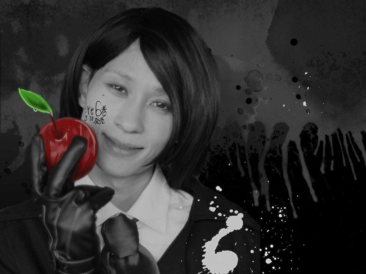 平和的解決(一方的虐殺)しましょ★目指せリアル旧多加工(1枚目)赫子提供(3枚目)まこちさん  #隻眼の喰種#東京喰種な
