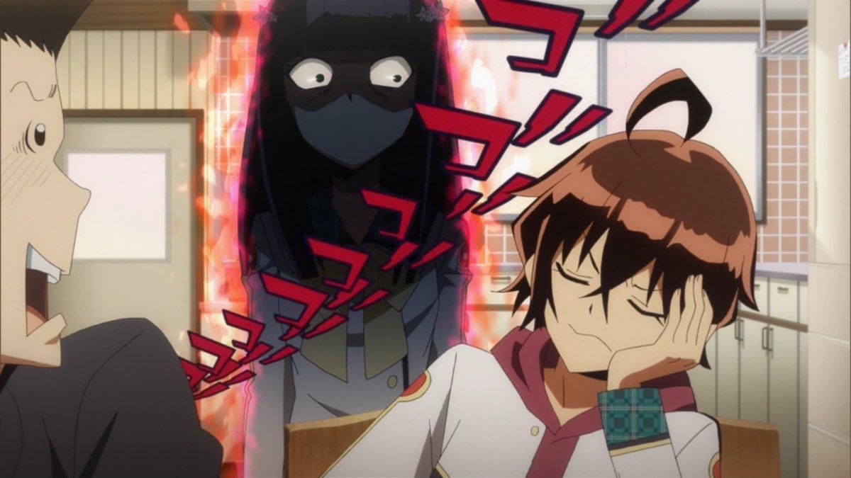 ゴゴゴゴゴゴ #sousei_anime