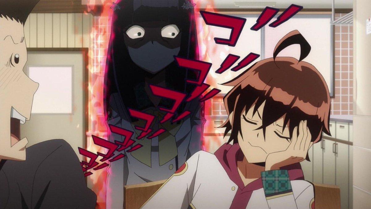ゴゴゴゴゴゴゴ #sousei_anime