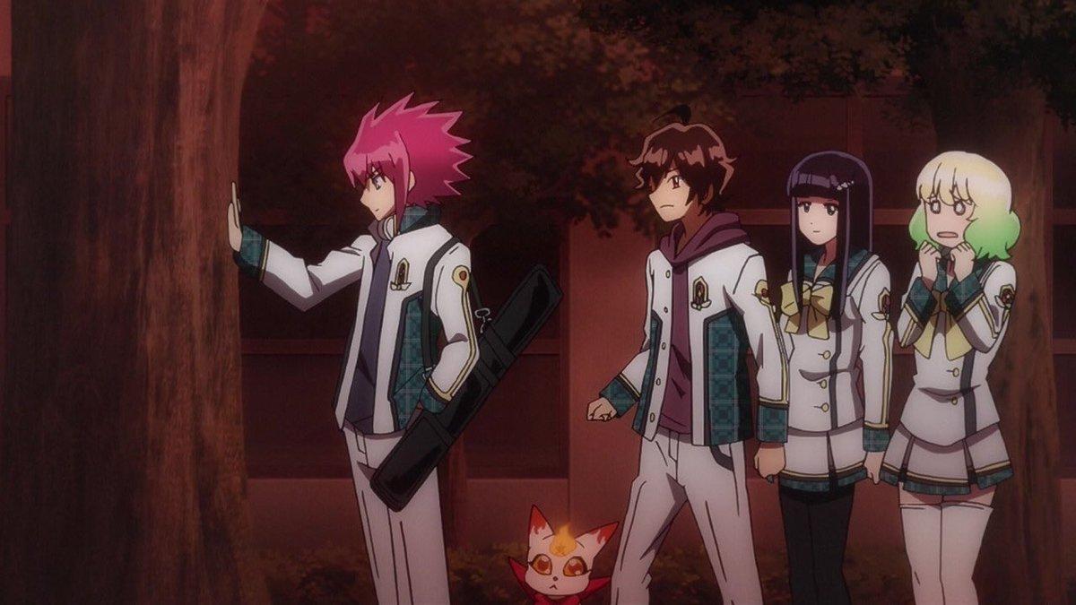 おさぼりヤンキー委員長 #sousei_anime