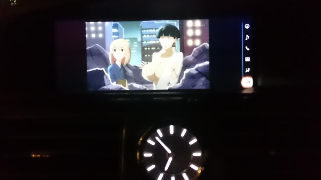 ミンちゃん仕事中だから車で見てるよw#TOBEHERO