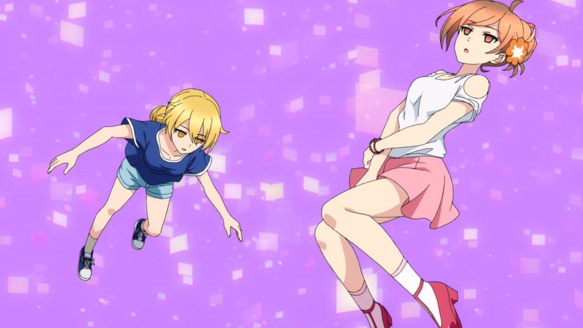 ♨️ナゾトキネ第10話本日OA♨️謎解きTVアニメ『ナゾトキネ』第10話、今夜22:20〜TOKYOMX ・AbemaT