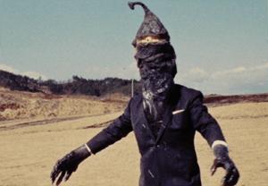 爆裂ボディーをキリッとしたスーツに身を包んだ美女~ウルトラ怪獣擬人化計画 ゼットン星人~