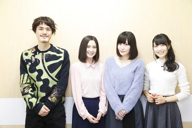 【ニュース】『フリップフラッパーズ』M・A・Oさん、高橋未奈美さん、大西沙織さんが出演した振り返り上映会のコメンタリー音