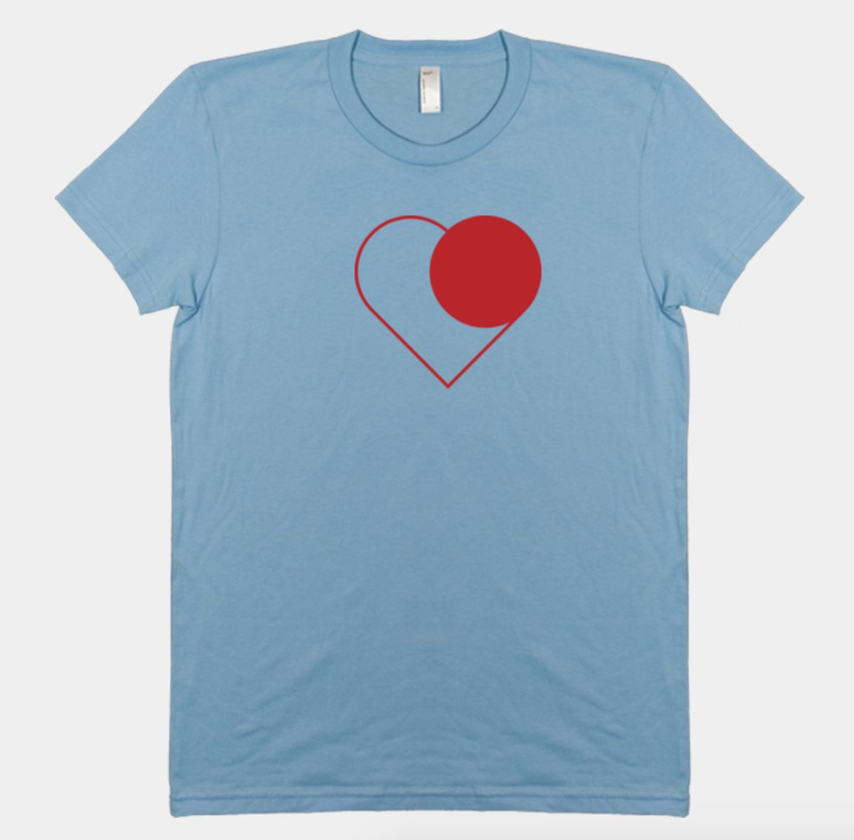 We've now got this heart shirt available in a variety of new colors... https://t.co/luKtYv0Vni https://t.co/oSaTHRxUIs