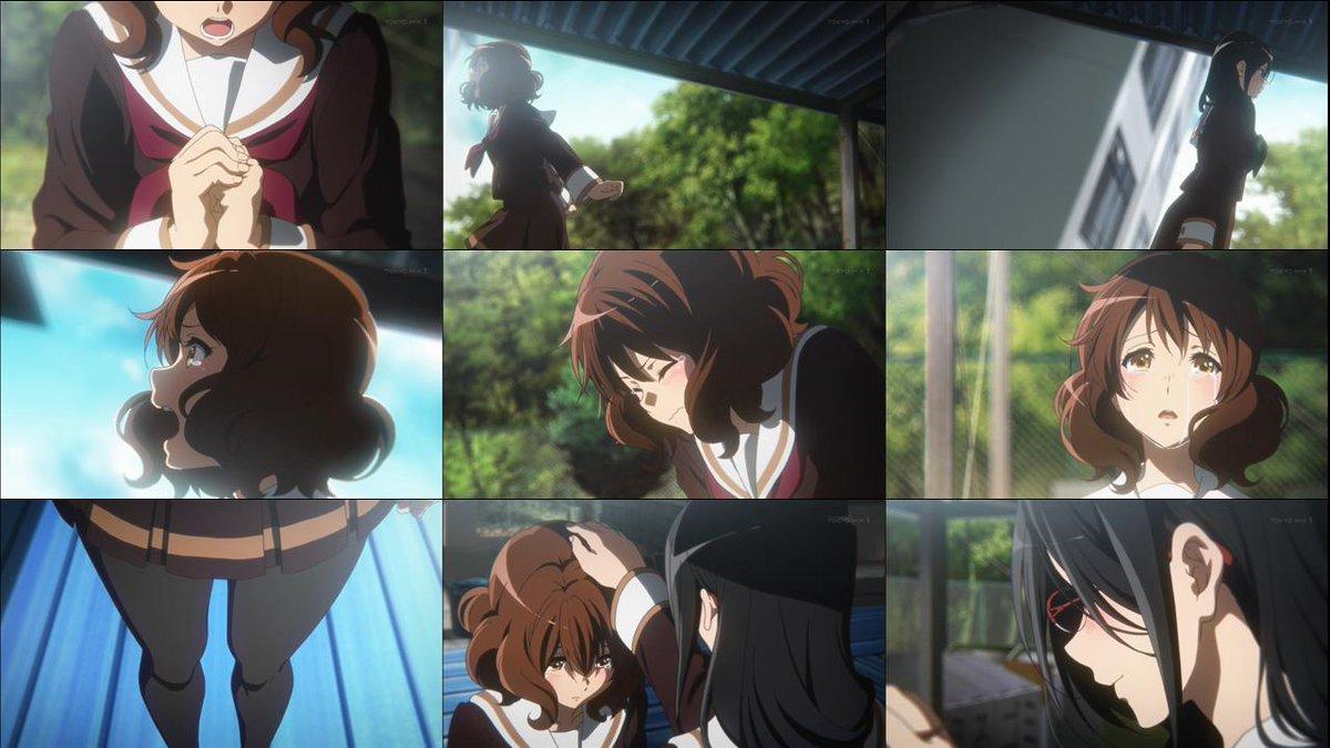 ここはよかったなぁ #anime_eupho