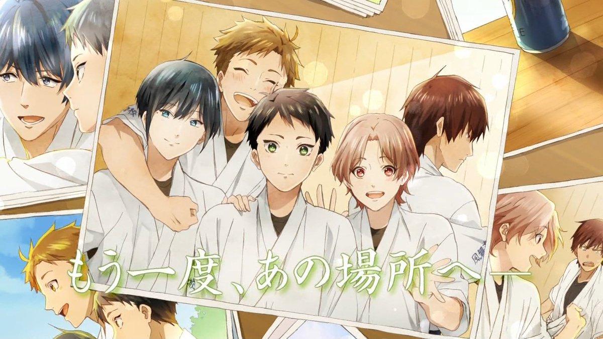 次は弓道部だってはっきしわかんだね #anime_eupho