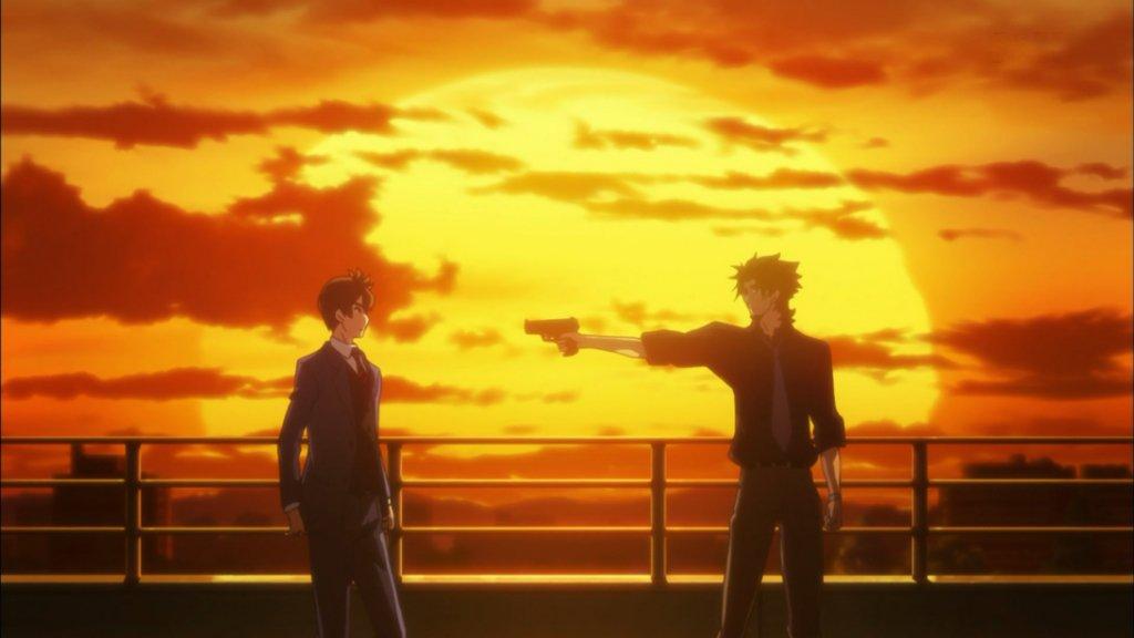 お前は何者だ… #matoi_anime #bs11