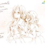 第十回作画監督の池田和美さんのイラストコメントです!TOKYO MX1でのご視聴ありがとうございました! #anime_