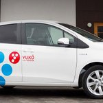 Toyota's YUKÕ Car Sharing Program Features Nothing But Hybrids