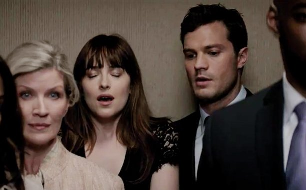 The new trailer for #FiftyShadesDarker has arrived 🙌