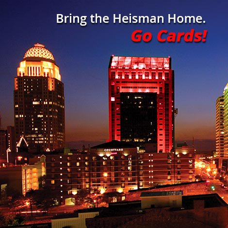 We're excited to join the #L1C4LIT movement for @UofLFootball's #Heisman finalist! https://t.co/MQF8U13lvK