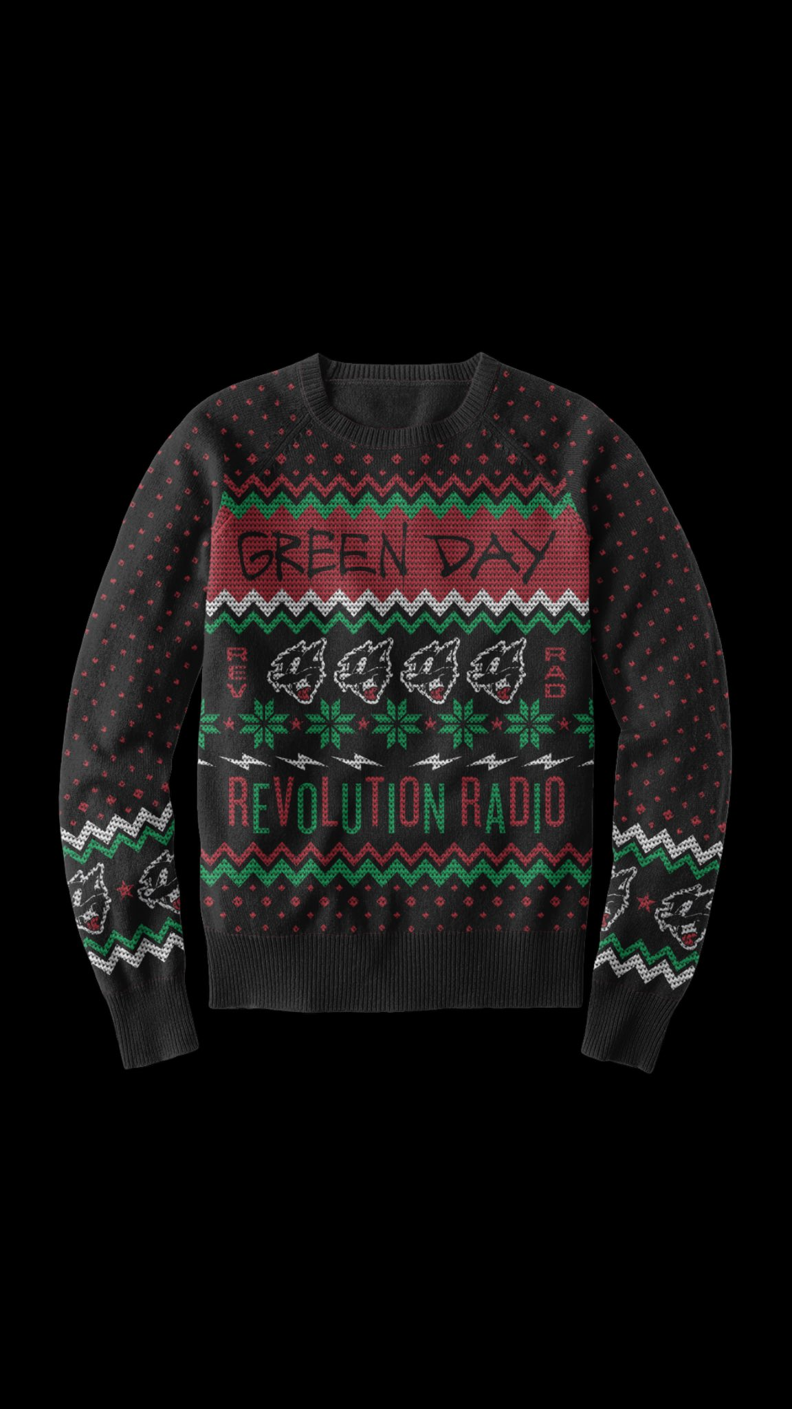 New Rev Rad Ugly Christmas Sweater Available For Pre-Order Now! Get yours here https://t.co/eOtqtLJkgf https://t.co/ojz2qxmAxb