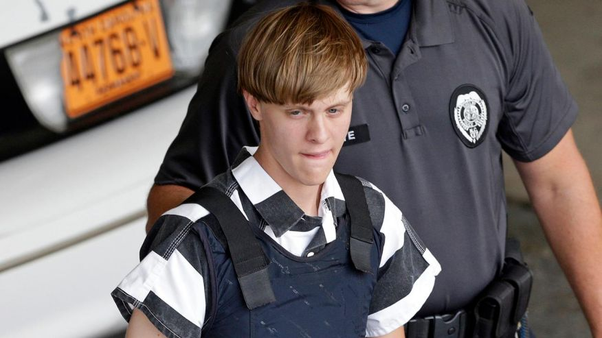 Trial of accused Charleston church shooter Dylann Roof begins