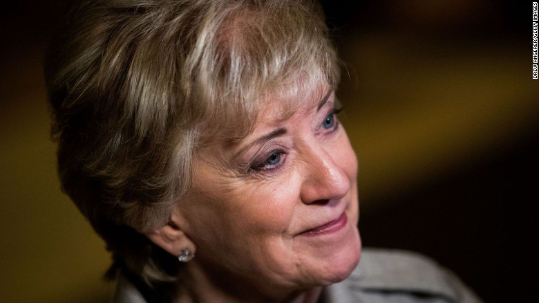 Donald Trump picks ex-WWE CEO Linda McMahon to serve as Small Business Administration chief.