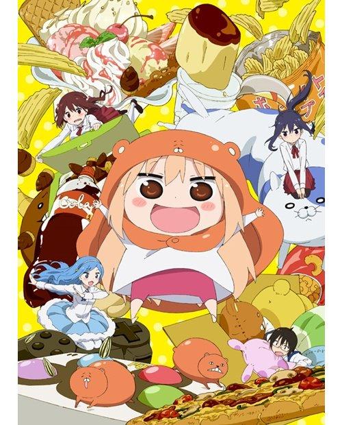 【ニュース】『干物妹!うまるちゃん』原作で人気のあのエピソードがアニメ化! OAD同梱版コミックスが発売決定 #umar