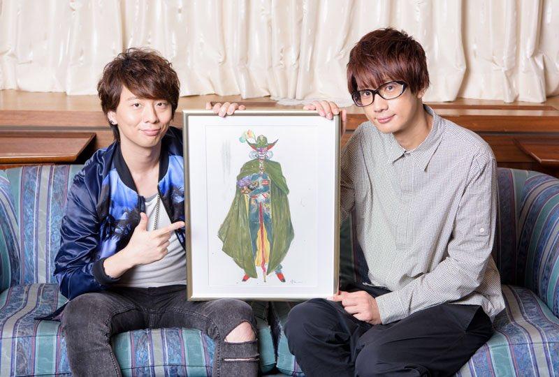 アニメ「超・少年探偵団NEO」は2017年1月2日放送スタート!メインキャストの木村良平さんと江口拓也さんがアニメ収録を
