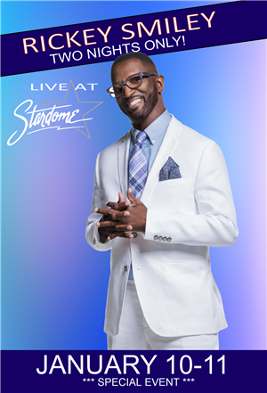RickeySmiley : I'll be performin