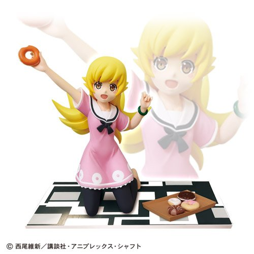 【プライズ情報】<物語>シリーズ 忍野忍 フィギュアver.4が12月22日より順次登場予定!※導入状況