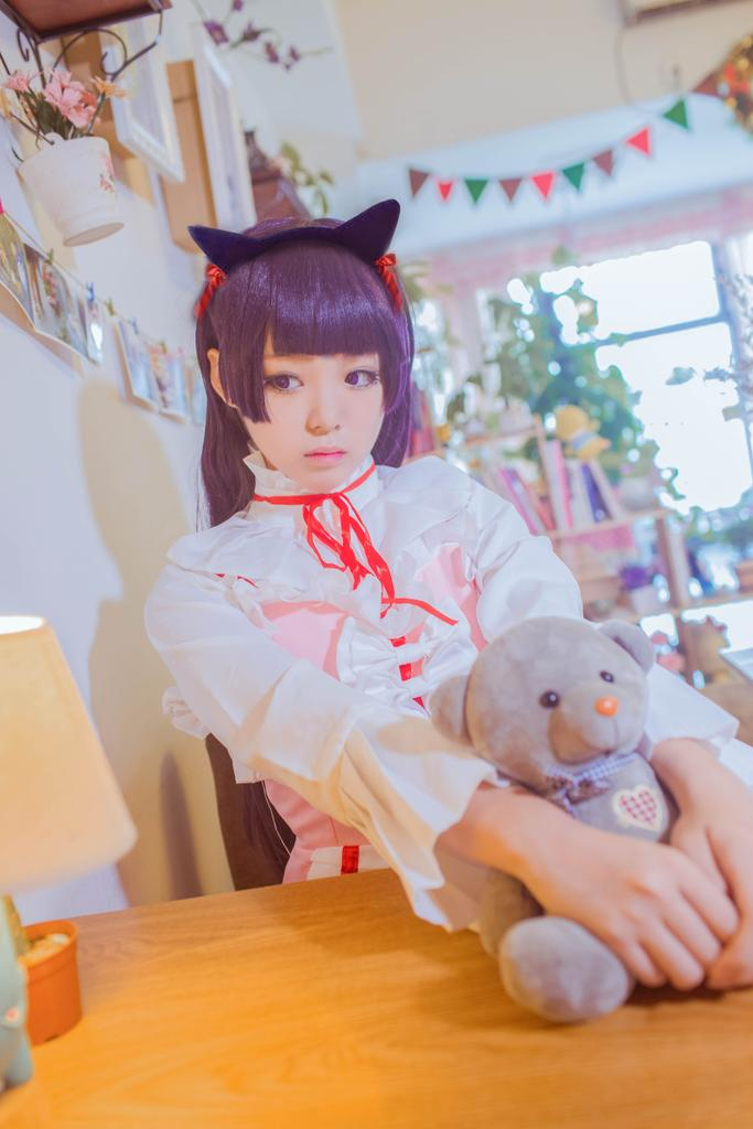#cosplay  #俺の妹がこんなに可愛いわけがない #俺妹 #五更瑠璃 #黒猫 #ごこうるり #oreimo 黑猫粉