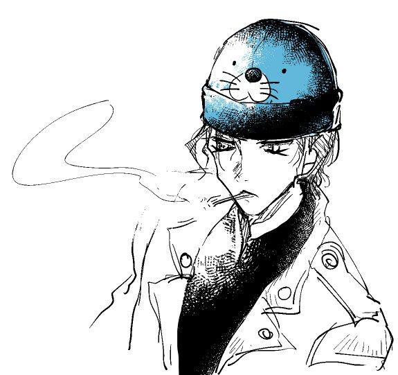 ぼのぼのニット帽秀一~~~~~