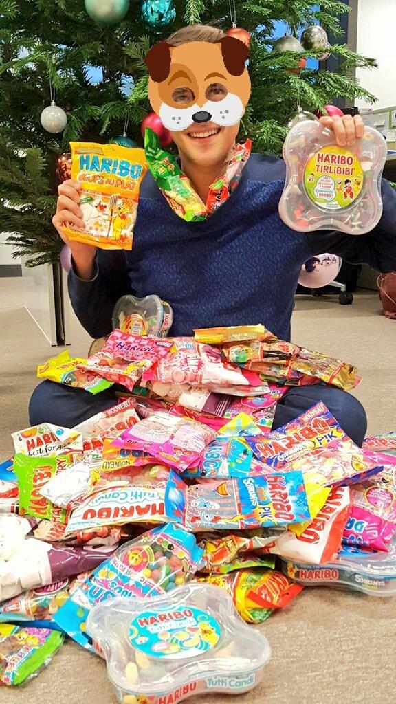 Ça vous dit de recevoir plein plein plein de bonbons ...