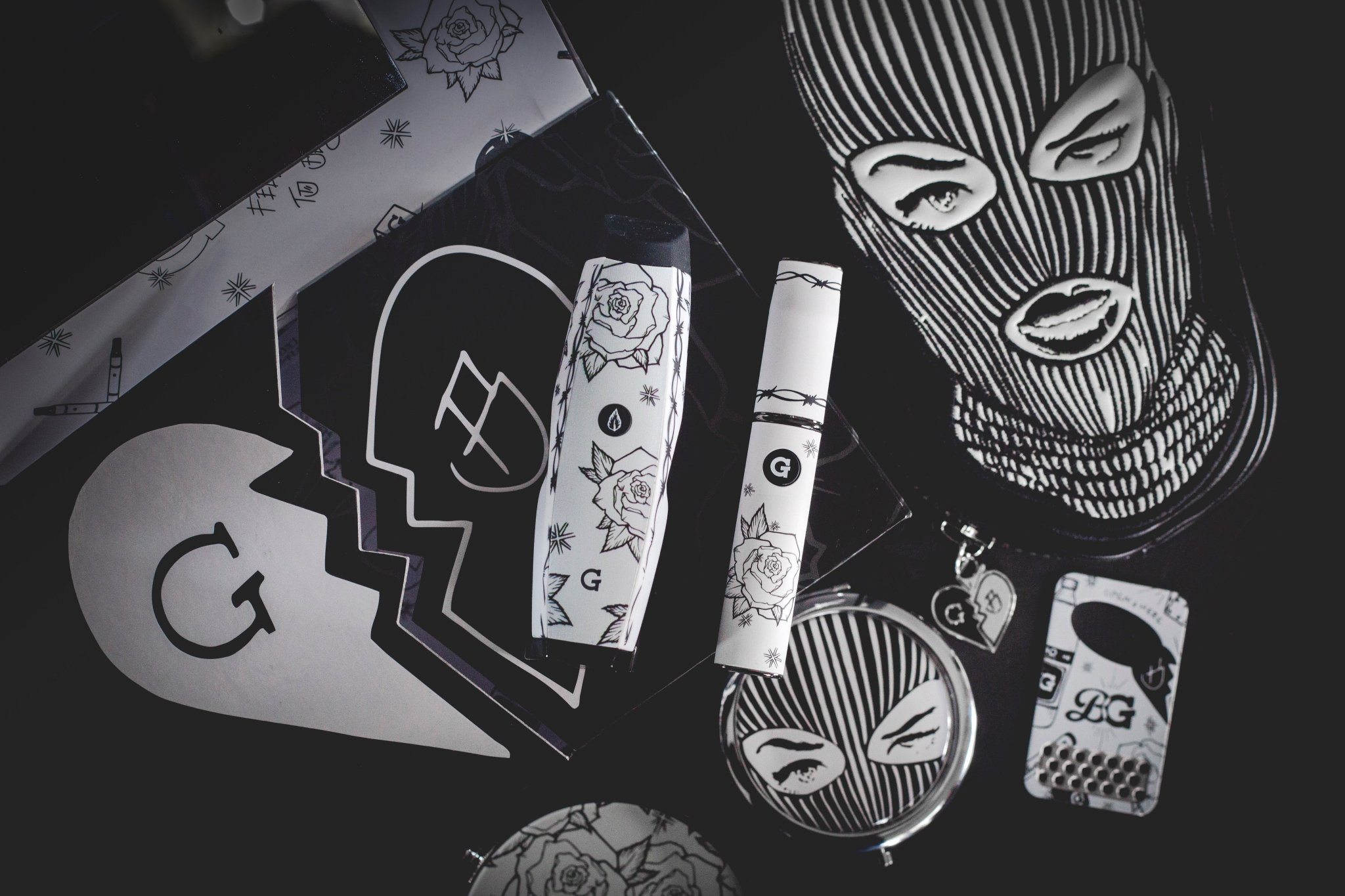 The @BADWOODX x @GPEN #FeelsGoodToBeBad collection is available now at https://t.co/04yYg4HhQ9 #BadwoodxGPen https://t.co/Q7Sw6PZDhP