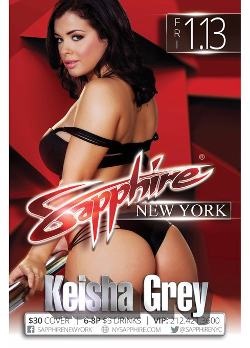 January 13 catch me at @SapphireNYC https://t.co/nMjTHyrRHS