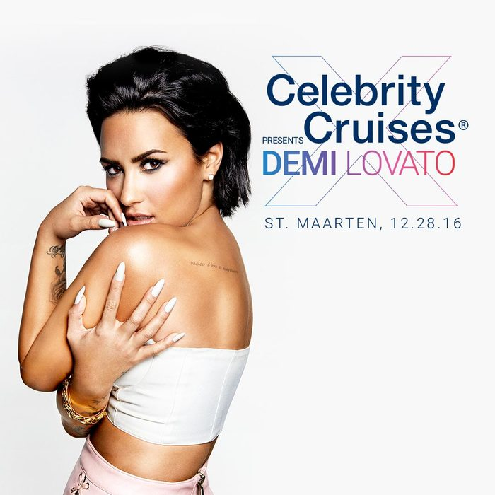 The countdown to my show with @CelebrityCruise is ON! Just 12 more days! #DestinationDemi https://t.co/0XsLU92Drv https://t.co/H82b0Gkz5L