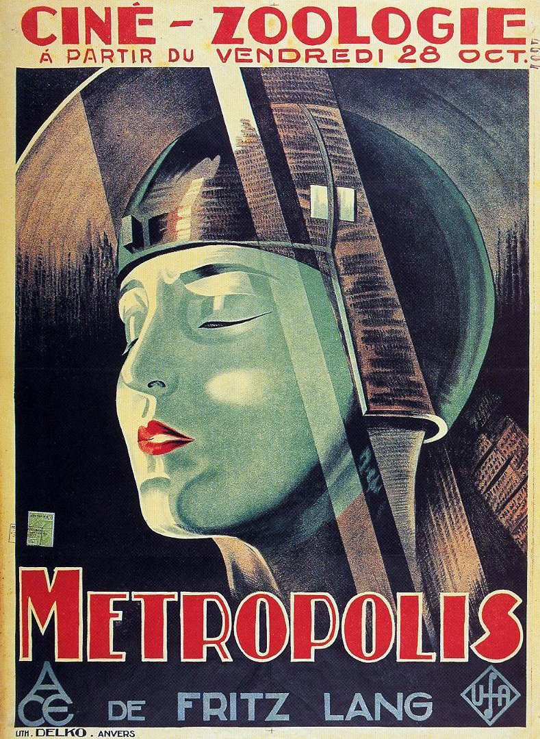 Metropolis 1927 film  Wikipedia