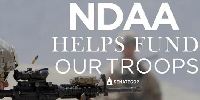 #NDAA: NDAA