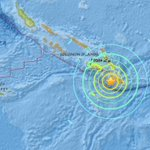 Tsunami warning after Solomon Islands hit by magnitude 7.8 quake