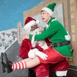 Musical comedy's cheery elf explores city's holiday treats