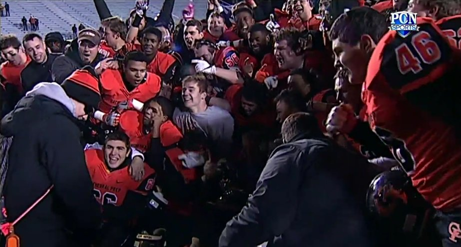 .@PrepRamblers celebrate their new state title. #PIAAonPCN https://t.co/mrTulh77Jb