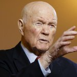 John Glenn, the first American astronaut to orbit Earth, has died at 95