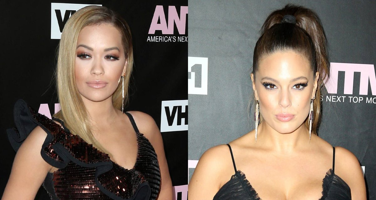 RT @JustJared: .@RitaOra & @theashleygraham bring the heat to the #ANTM premiere party: https://t.co/LKO3cv5Fuw https://t.co/9xSAiU68NZ