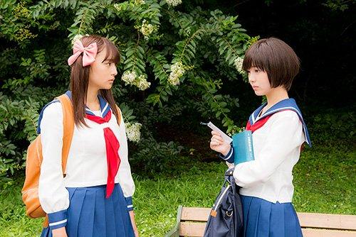 実写版の咲-saki- 一話目見逃したけどAmazonプライム・ビデオで見れるんだね…知らなかった。とりあえず見れて良か