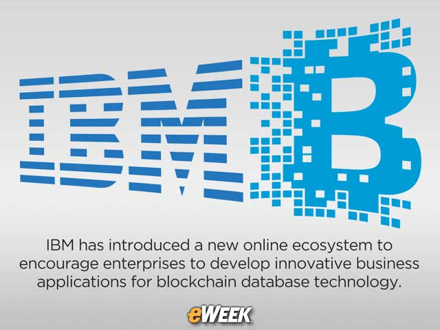 .@IBM Launches #Blockchain Ecosystem to Enlist Innovative Enterprises https://t.co/Sig3qs3uov https://t.co/OhNTYLfNL2